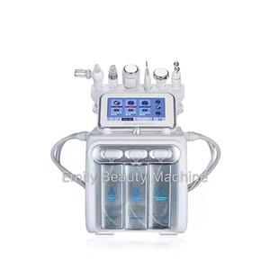 6 in 1 Hydra Oxygen Water Jet Facial Hydro Skin Rejuvenation