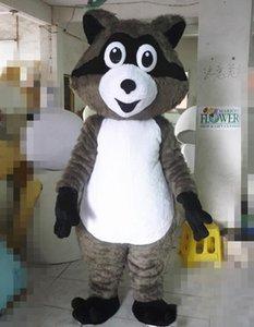 2019 großverkauf der fabrik Grau Puppy Maskottchen Kostüm Erwachsene Größe Hund Maskottchen Xmas Party Kleid