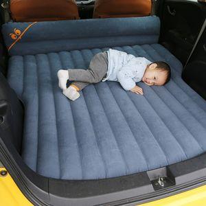F1-17O SUV voiture Voyage Bed Hatchback Air Matelas Fournitures auto-conduite Compartiment arrière gonflables Tapis d'extérieur