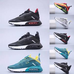 nike air max 2020 Nuova bambini progettista 2090 Running Shoes Triple Black White Platinum Tinta Università Rosso traspiranti Athletic bambini Shoes Hot Sale