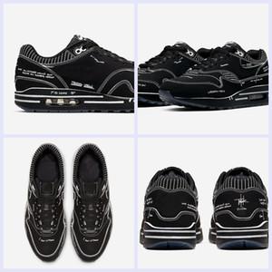 2019 Esboço Designer para Prateleira x 1 Mens tênis 1s Sneakers University Red 1s Tinker Mulher Moda Maxes Shoe Formadores Chaus