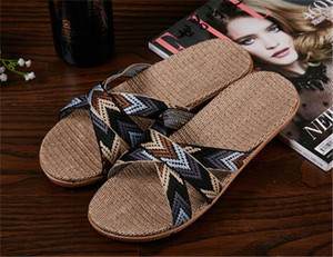 The201 new 2020 L slippers female with cool in summer slippers outside wear fashionable word seaside beach slippers r865