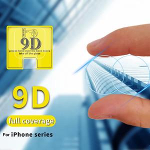 Für iPhone 11 Pro Max Zurück Kamera-Objektiv-Screen Protection gehärteten Glas-Film für Smartphone-Handy Neue Ankunft