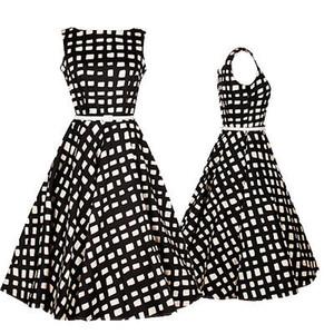 Retro Mulheres 50s 60s Rockabilly retro do Pinup balanço Prom Bola Partido Evening Dres