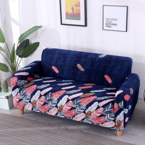 38Universal estiramento Canto sofá cobre firmemente tudo incluído poliéster secional Elastic Slipcovers Sofá Almofada para sala