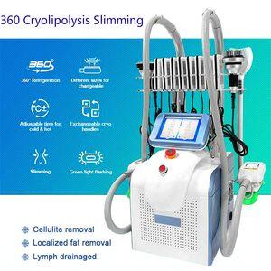 2021 cryolipolysis cryo مزدوجة الذقن علاج الدهون تجميد الجسم التخسيس آلة ليبو الليزر الموجات فوق الصوتية تجويف cryolipolisis