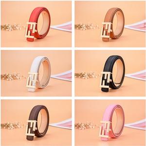 Cinturones para niños minoristas y mayoristas cinturones de moda infantil clásico hebilla de la aguja PU Pretinas Mat adolescente niños Cinturones elegantes regalos