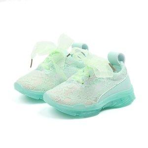 2019 Модные кружева детские кроссовки кокосовые Спортивные кроссовки Boy Breathable Travel shoes