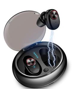 V5 TWS Écouteur Bluetooth 5.0 Casque Sans Fil Stéréo Microphone Intégré Mains Libres Appelant Mini Écouteurs Casque Bluetooth 1pcs