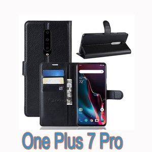Etui portefeuille en cuir de luxe avec porte-cartes pour One Plus 7 Pro LG Stylo 5 K40 Aristo 2 Q7 Samsung A6 J2 Core S10