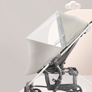 Baby Stroller Multi-Function Windproof Breathable Cover Rainproof By Cover Foldable Stroller