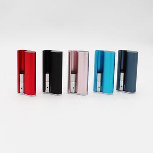 Authentique Vape Mod Magic 710 Kit de Vape 380mah Magic710 Preheat VV Adapté à 510 Batterie Céramique Batterie Palm Logo Personnalisé