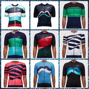 equipe MAAP Ciclismo manga curta Camisa rápida seco Bicicleta de Corrida de manga curta estrada Corrida de verão sportshirt C626-76