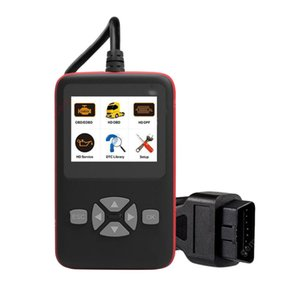 OBD2 CAN Auto Car Fault Scanner Code Reader Diagnostic Scan Tool Universal
