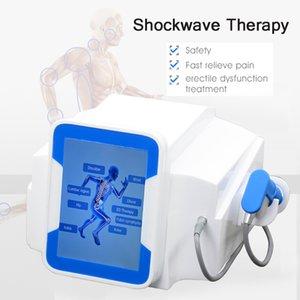 효과적인 물리 통증 치료 시스템 Acoustic Shock Wave 통증 완화 기용 체외 충격파 기계 NEW 무제한 촬영