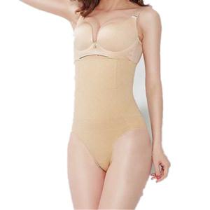 Mulheres Shapers Sem Costura de Cintura Alta Emagrecimento Tummy Controle Calças Calças Pantie Briefs Magia Corpo Shapewear Lady Corset Underwear