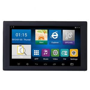 HD 9 Zoll-Auto-Navigations-LKW GPS-Navigator-Autoauto-Navi 8GB neueste Karten WinCE 6.0 FM Bluetooth AVIN Unterstützung Multi-Sprachen