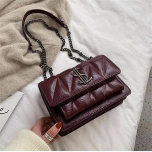 Fashion small bag 2020 Hot sale Women Pu Leather Shoulder Bags handbags Women's Casual Messenger Bags Crossbody Bags free shipping