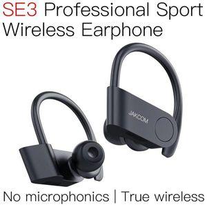 Auriculares inalámbricos deportivos JAKCOM SE3 Venta caliente en auriculares Auriculares como airpots chat messenger i12 tws funda