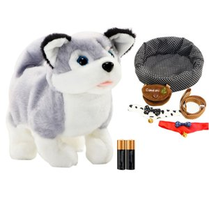 Funny Electronic Plush Toys Musical Singing Walking Electric Toy Dog Pet For Kids Child Baby Gift Interactive Electronic Pets