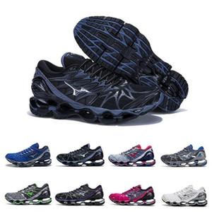 Clásico Original MIZUNO WAVE Prophecy 7 zapatos para hombre profesionales Zapatillas de deporte con amortiguación de aire exterior Zapatillas de levantamiento de pesas para hombres Tamaño 40-45