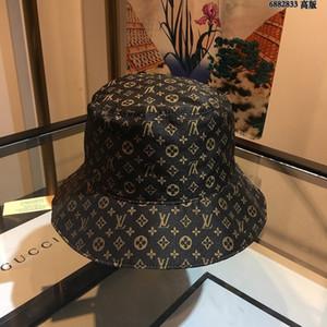 Lou Fisherman hat lady patrón geométrico jacquard fisherman hat lienzo de tela de algodón dentro de la mejor calidad sombrilla