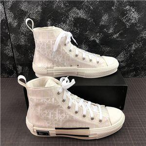 2020top hochwertige men'19SS Blumen technische Leinwand B2 B24 schräge Herren-Marke High-Top Sneaker B2 Marke Designer-Schuhe Damen