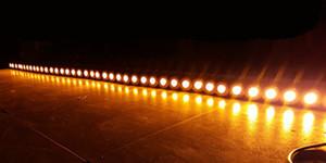 Хорошие 30pcs / серия LED Похоронен Свет DC12 / AC85-265V Mini LED пола 3W LED Deck свет Подземные Лампы Открытый Путь Света