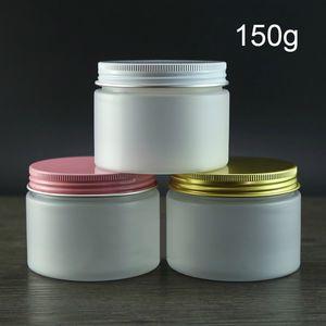 150g paillassons vide corps Conteneur cosmétique Lotion pot en plastique Masque Rechargeables Lotion pour le visage Bonbons Spice Emballage Livraison gratuite