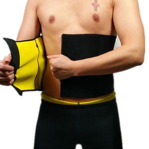 venta caliente de la correa del cuerpo de compresión Chenye talladora de los hombres de las talladoras de la cintura del condensador de ajuste la correa de cintura delgada Trainer correas que adelgaza la talladora de la cintura