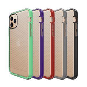 2в1 Броня телефона чехол для iPhone 11 Pro XS Max XR 6 7 8 Прочный Мягкий ТПУ Жесткий ПК Frame Премиум Defender Case