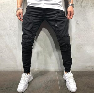 Men's Casual Autumn Pants Men Fitness Bodybuilding Pants For Runners Clothing Autumn Sweat Black Gray Trousers Pants w41