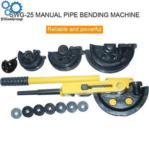 벤딩 머신 수동 벤딩 도구 철 파이프 구리 파이프 강관 알루미늄 벤더 U 벤딩 머신