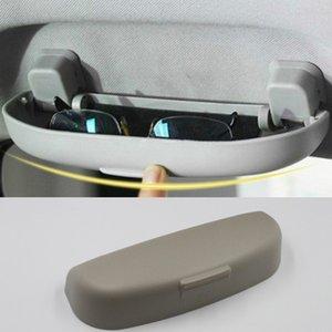 автомобильный держатель солнцезащитные очки очки чехол для хранения Box Auto Interior для S60 S90 XC90 XC60 S80L V60 V40 / Koleos