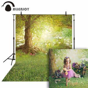 hoto Estúdio Backgrounds Allenjoy Primavera fotografia cenário Páscoa floresta prado fairy flor fundo conto estúdio de fotografia photophone ...