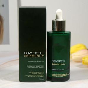 Marque Soins du visage Lotion Rubinstein Powercell Skinmunity Le Sérum 50 ml Soins de la peau Esence mondiale peau Reinforcer Crème DHL Livraison