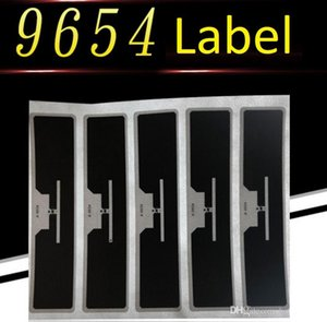500pcs / lot Alien Higgs3 9654 Wet / Dry Inlay RFID UHF Labels 860 ~ 960MHz EPC Global Class1 Gen2 Inlay 93X19MM Warehouse Shop Management DHL