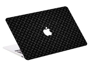 "Full Flower Macbook Sticker Case Protector Apple New Air 13.3 ""Pro 13"" 15 ""Protector de computadora Logotipo popular Protectores de piel"