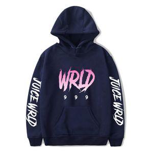 E-baihui chanteur hip-hop et les femmes Sweater américain Juice Wrld Imprimé en vrac Mode Hoodie Streetwear 2020 Nouveau