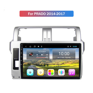 2G RAM 10.1inch Android 10 Car GPS Navigation for Toyota PRADO 2014-2017 Support Stereo Audio Radio Video