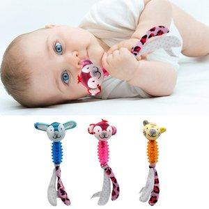 Toy Learning Kuulee Massaggiagengive bambino piccolo mano che afferra giocattolo dentizione giocattoli in anticipo di regalo di Natale per appena nato bambino Teether