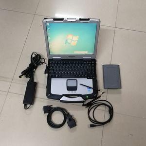 GTS TIS 3 OTC сканер Последние V13.00.022 Для Toyota IT3 Сканер Auto Diagnostic Tools с CF-30 ноутбук и 240GB HDD