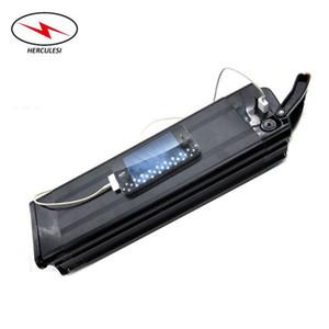 Малый размер Greenworks 9Ah 48V литий-ионные аккумуляторы 700W Silver Fish Ebike Аккумулятор 48V Li Bateria 48V с зарядным устройством BMS