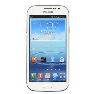 Refurbished I9082 Original Samsung GALAXY Grand DUOS WCDMA 3G Dual Micro Sim 5inch 1GB 8GB 8MP 2MP Camera Smart Phones Sealed Box Optional