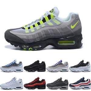 Nike air max 95 Çizme Erkekler Yastık 95 Sneakers Boyut 36-46 Ayakkabı çalıştıran Walking 2020 Erkekler 95 OG Yastık Deniz Kuvvetleri Spor Yüksek Kalite Chaussure 95S