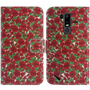 Pelle YLYH TPU protettivo della gomma di silicone del gel del telefono della copertura di caso per Ulefone Armatura 6 6e 6s X X2 X3 X5 Nota 7 7P Pouch Shell Portafoglio Etui della pelle
