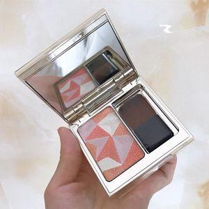 Maquillaje de la cara de resaltado Rehausseur Luminizing brillante y suave Polvos Enhancer # 11 # 14 # 15 3 colores Cpb de belleza