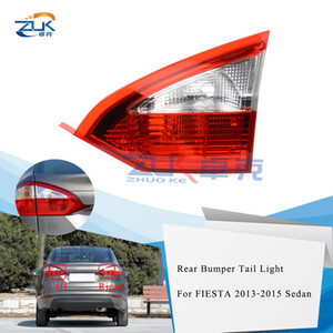 ZUK Inner Rear Bumper Tail Light Tail Lamp Inside Stop Light Brake Lamp For Ford Fiesta Sedan 2013 2014 2015 Trunk Lid Light