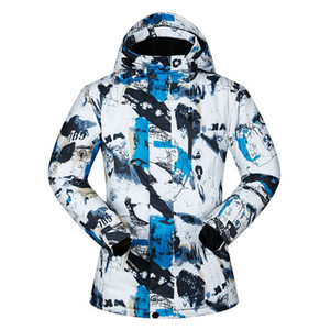 Costume d'hiver Ski Hommes New Outdoor Veste coupe-vent neige thermique imperméable et costumes snowboard Marques