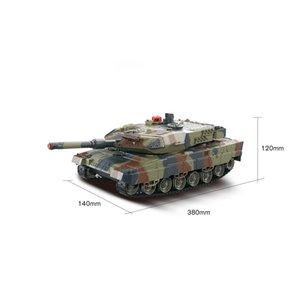 516-10 1/24 RC serbatoio Crawler IR Remote Control Toys regali di simulazione infrarosso RC Tank Battle giocattolo RC auto per bambini giocattoli per i ragazzi